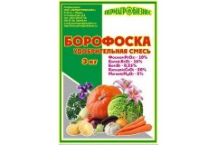 Борофоска  3 кг 0/360 (ПАБ)
